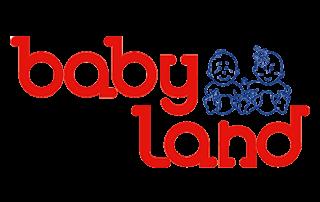 لوگو شرکت baby land